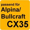Alpina/Bullcraft CX35
