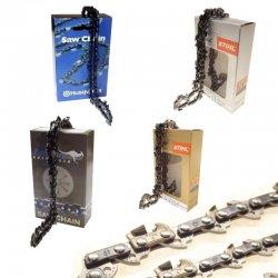 Halbmeißel Säge Kette 44TG 30cm 3//8P 1,3mm passend für Stihl 021 MS 210 Chain