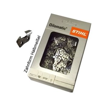 3 Stihl Sägeketten Picco Micro 3//8P-1,1-55 für Stihl MS171 40cm 3610 000 0055