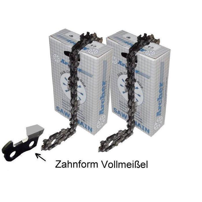 """91 Treibglieder VM 3 Sägekette für STIHL 71cm 3//8/"""" 1,6"""
