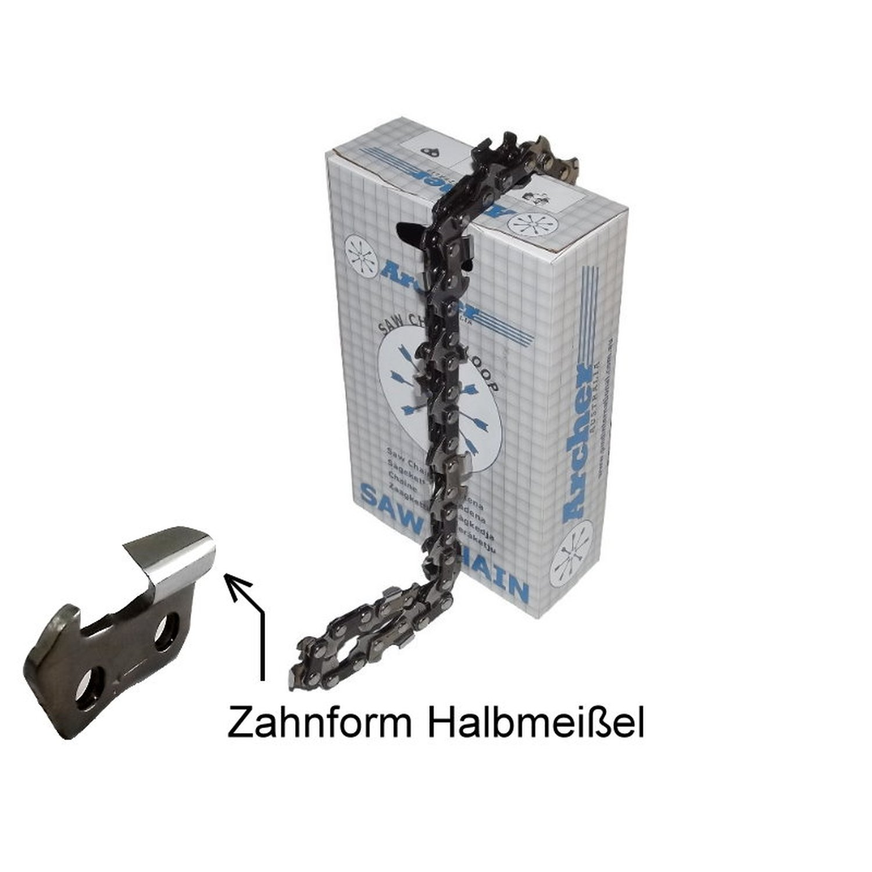 2 Sägeketten passend Stihl MS261 C-M37cm 0.325 62TG 1,6mm