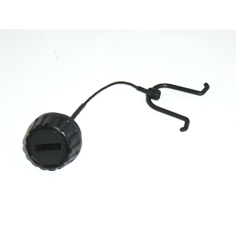 Tankverschluss Benzin geschraubt passend für Stihl 036