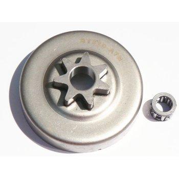 KENDA K423-120//70-10 54M TL Reifen