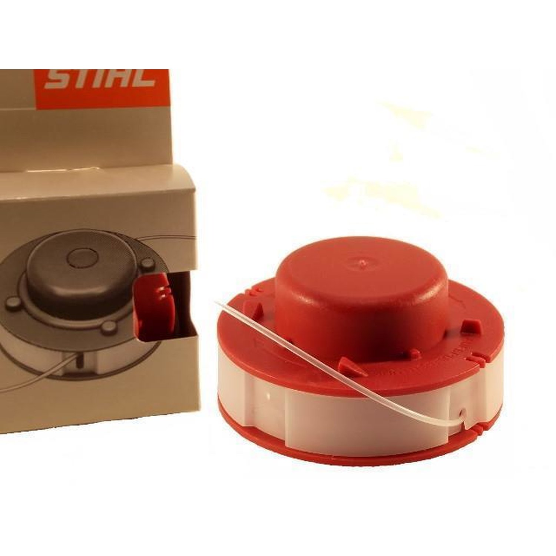 Trimmerspule Fadenspule Nylonfaden für Viking TE410 TE 410 Ersatzspule