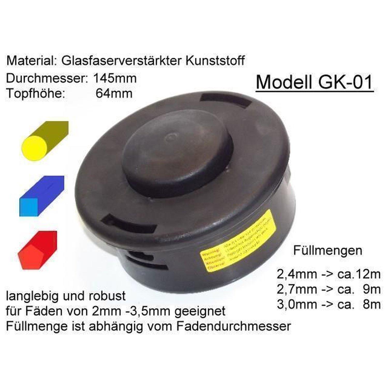 Fadenkopf passend für Stihl FS  300 FS 350 Freischneider