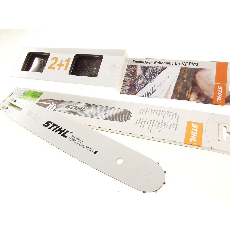 SWS Schwert Führungsschiene 35cm 3//8 1,3mm passend für Stihl MS231