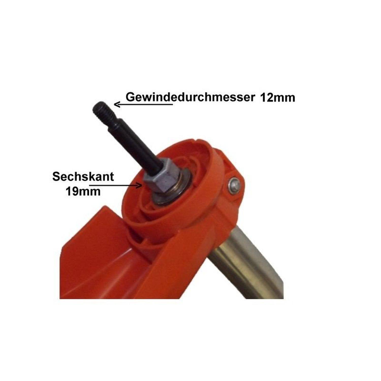 FE 55 original Ersatzteil 40047104304 Ersatzspule mit Schnur für Stihl FE55