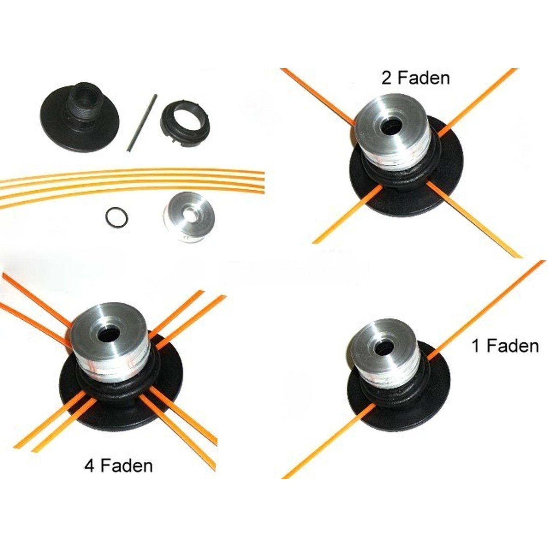fadenkopf universal m hkopf f r motorsense freischneider. Black Bedroom Furniture Sets. Home Design Ideas