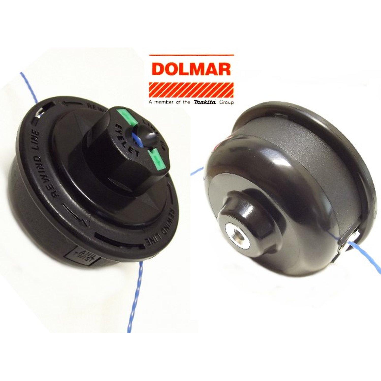 Tap /& Go Fadenkopf für Dolmar MS-20 U Motorsense Faden 1,6-2,4 mm