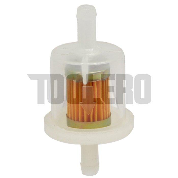 Kraftstofffilter Benzinfilter Ø 6,0 mm Benzinfilter