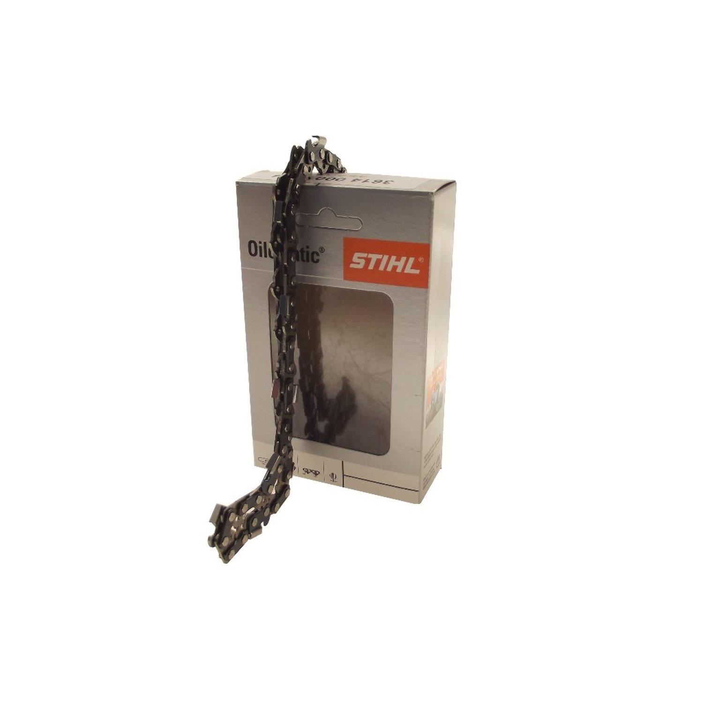 """Sägekette passend für Stiga SPR 255 25 cm 3//8"""" 1,3 mm 40 TG Halbmeißel chain"""