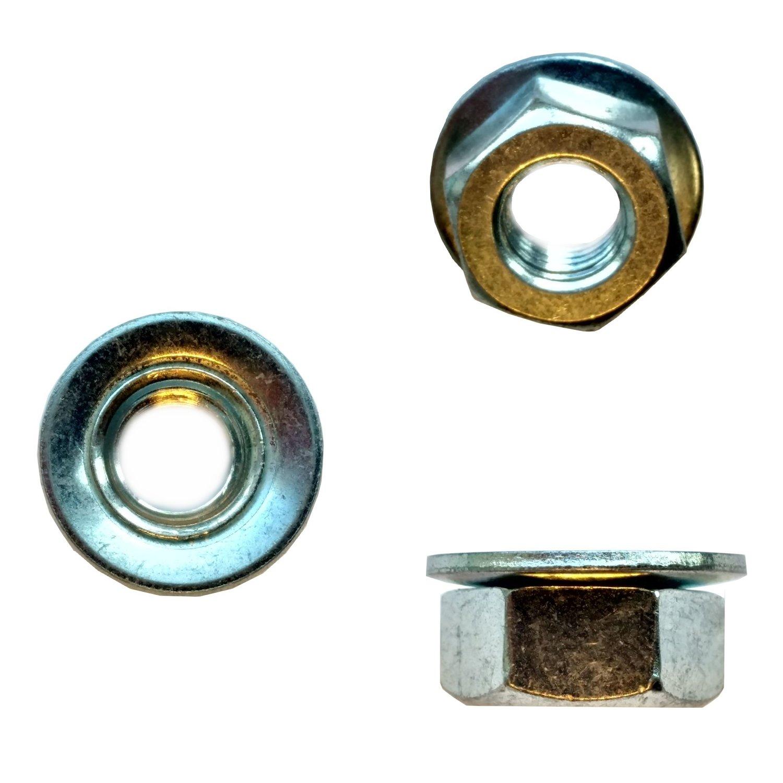 Mutter M10x1,25 Linksgewinde Schlüsselweite 17 mm