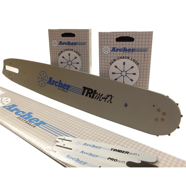 "Schwert 2 Ketten passend für Makita UC3520A 35 cm 3//8/"" 52 TG 1,1 mm Sägekette"