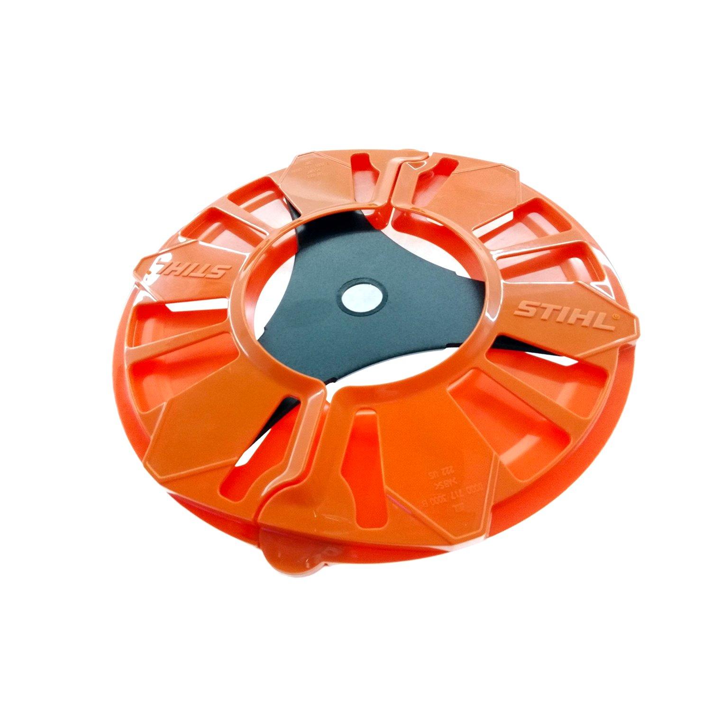 3-Zahn Dickichtmesser 250 mm inkl Stihl Transportschutz