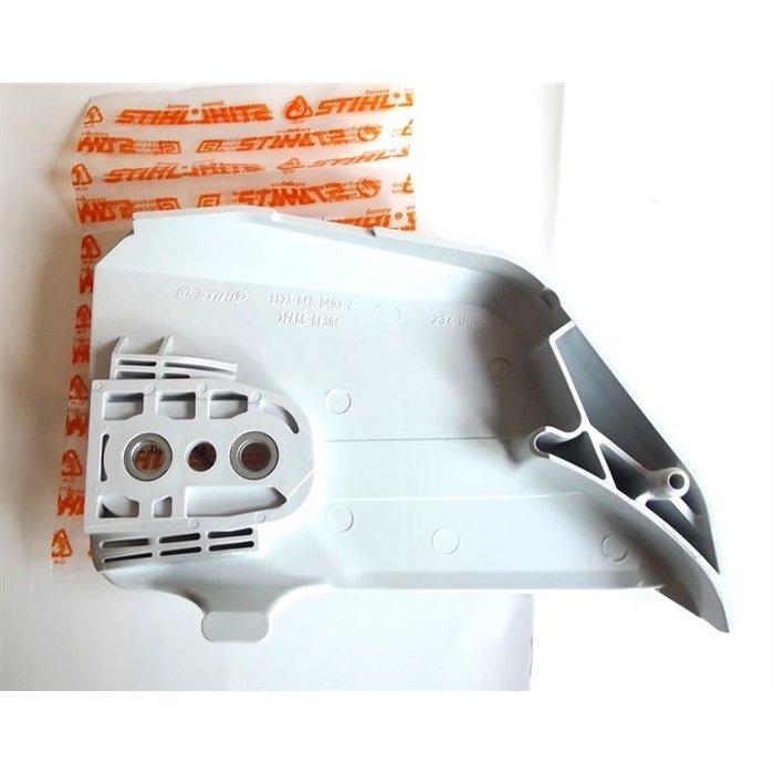 kettenraddeckel von stihl f r die motors gen ms210 230 180 250 original ersatzteil. Black Bedroom Furniture Sets. Home Design Ideas