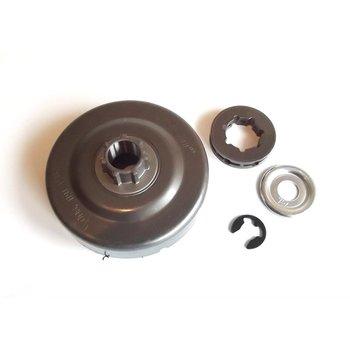 Seilrolle für Seilzugstarter passend für Stihl MS261 Starter Rolle Pulley