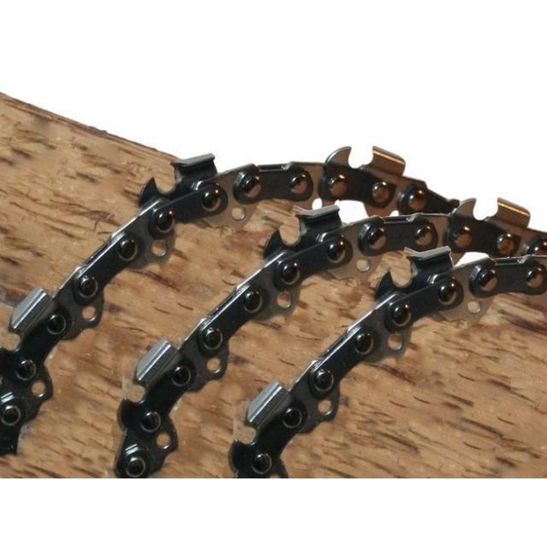 4 x Sägekette 30cm 45TG 3//8LP 1,3 mm passend Poulan ES300