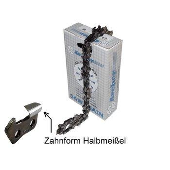 3x Vollmeißel Sägekette 37 cm für STIHL Motorsäge 024 MS 240