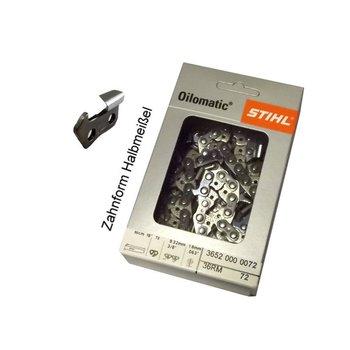 3 x Stihl Sägeketten 3943 000 0072 Rapid Duro 50cm 3//8 1,6 36RD3 Hartmetall