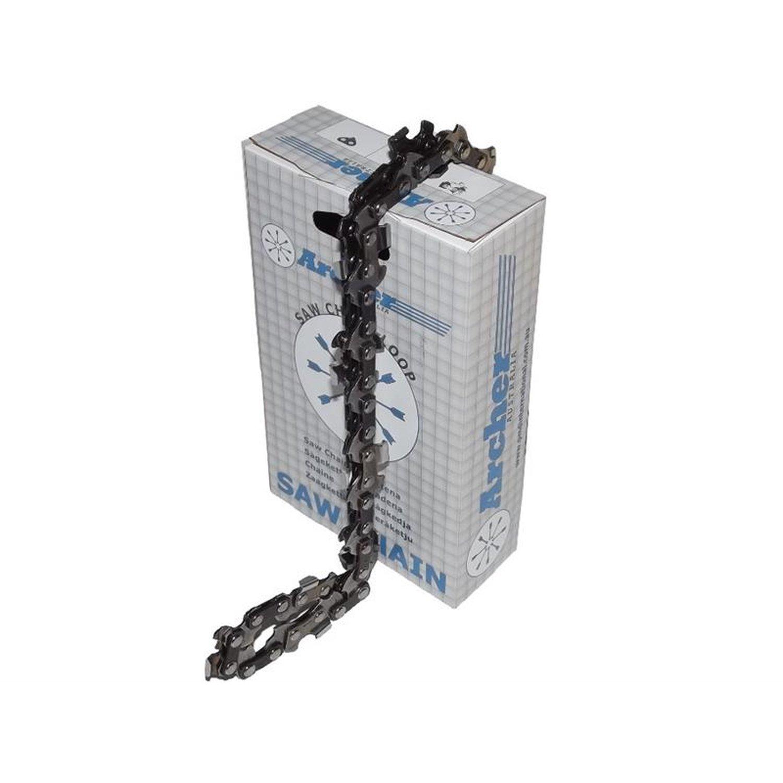"""4 Ketten passend für Echo CS 310 35 cm 3//8/"""" 52TG 1,3mm Sägekette chain Schwert"""