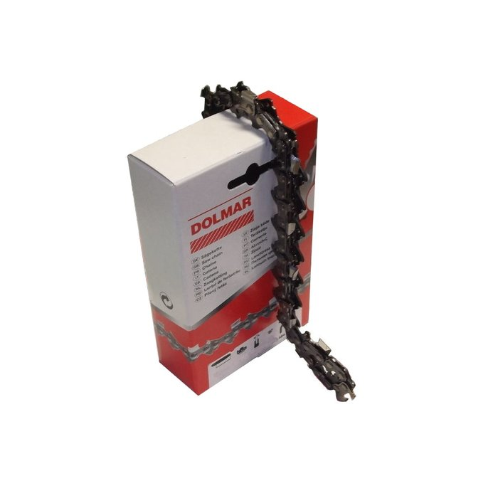 2 x Sägekette 40cm 3//8x1,3 HM für Kettensäge OleoMac Partner Pioneer Poulan Skil